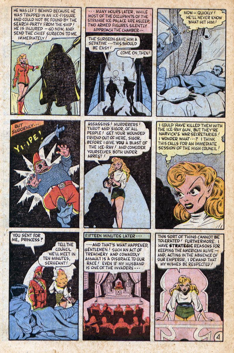 Sub-Mariner Comics #32 #32 - English 6