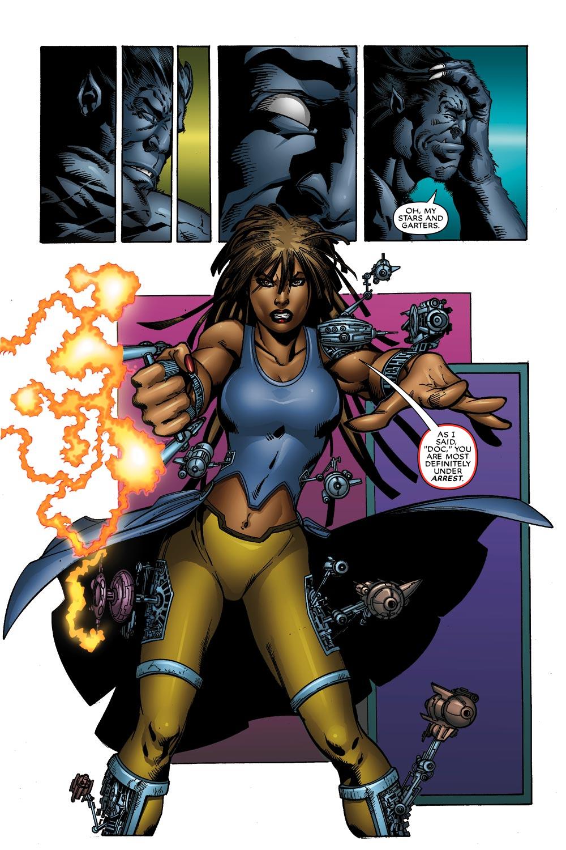 Excalibur (2004) Issue #7 #7 - English 23