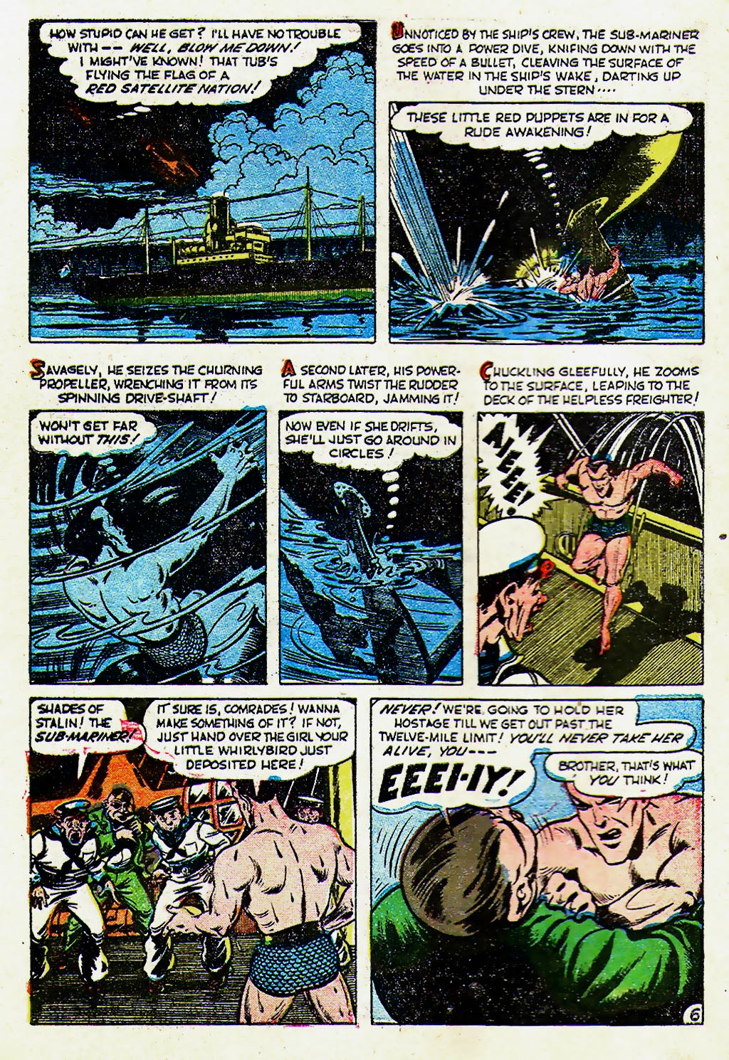 Sub-Mariner Comics #39 #39 - English 8