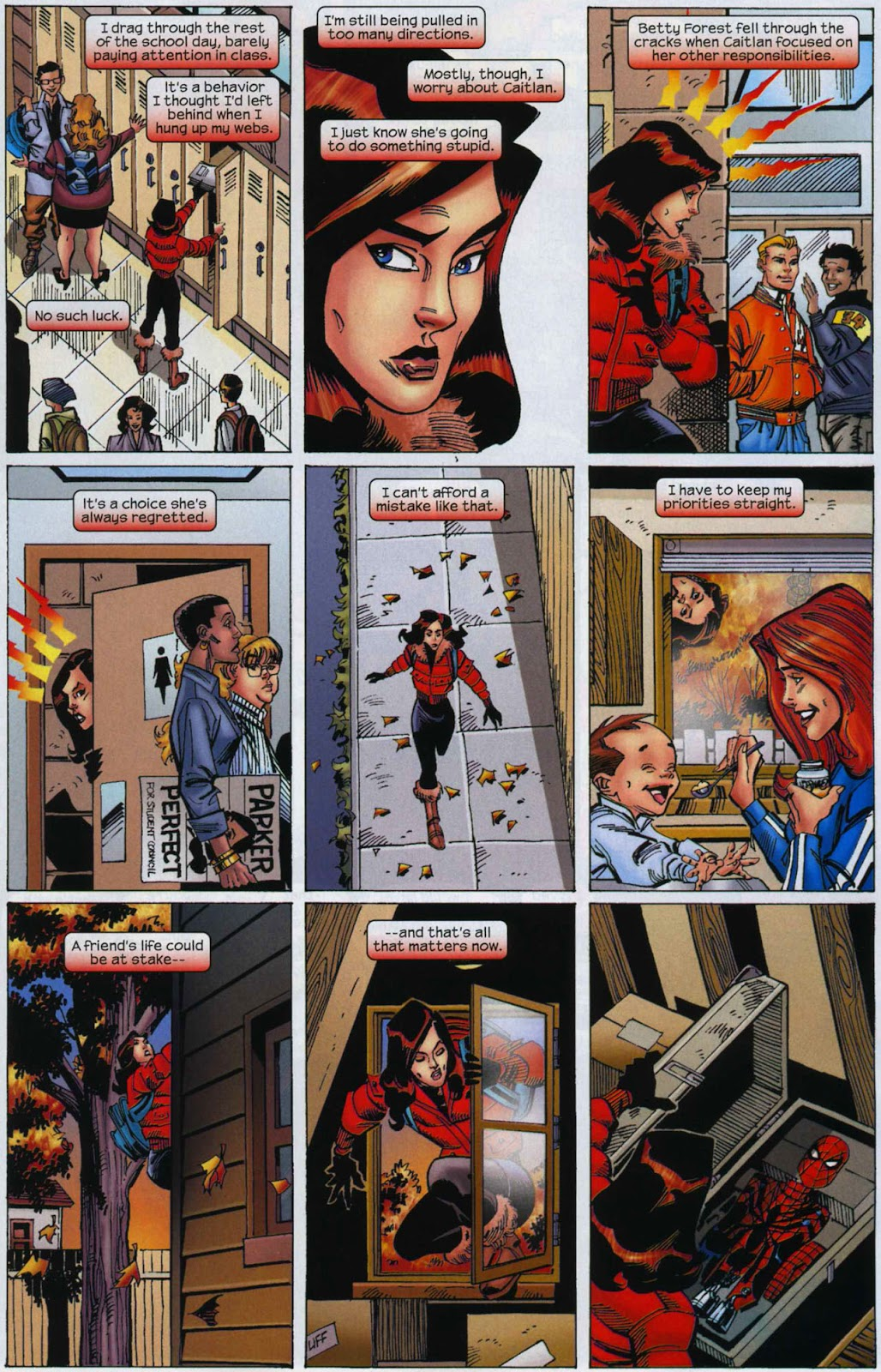 Amazing Spider-Girl Issue #3 #4 - English 15