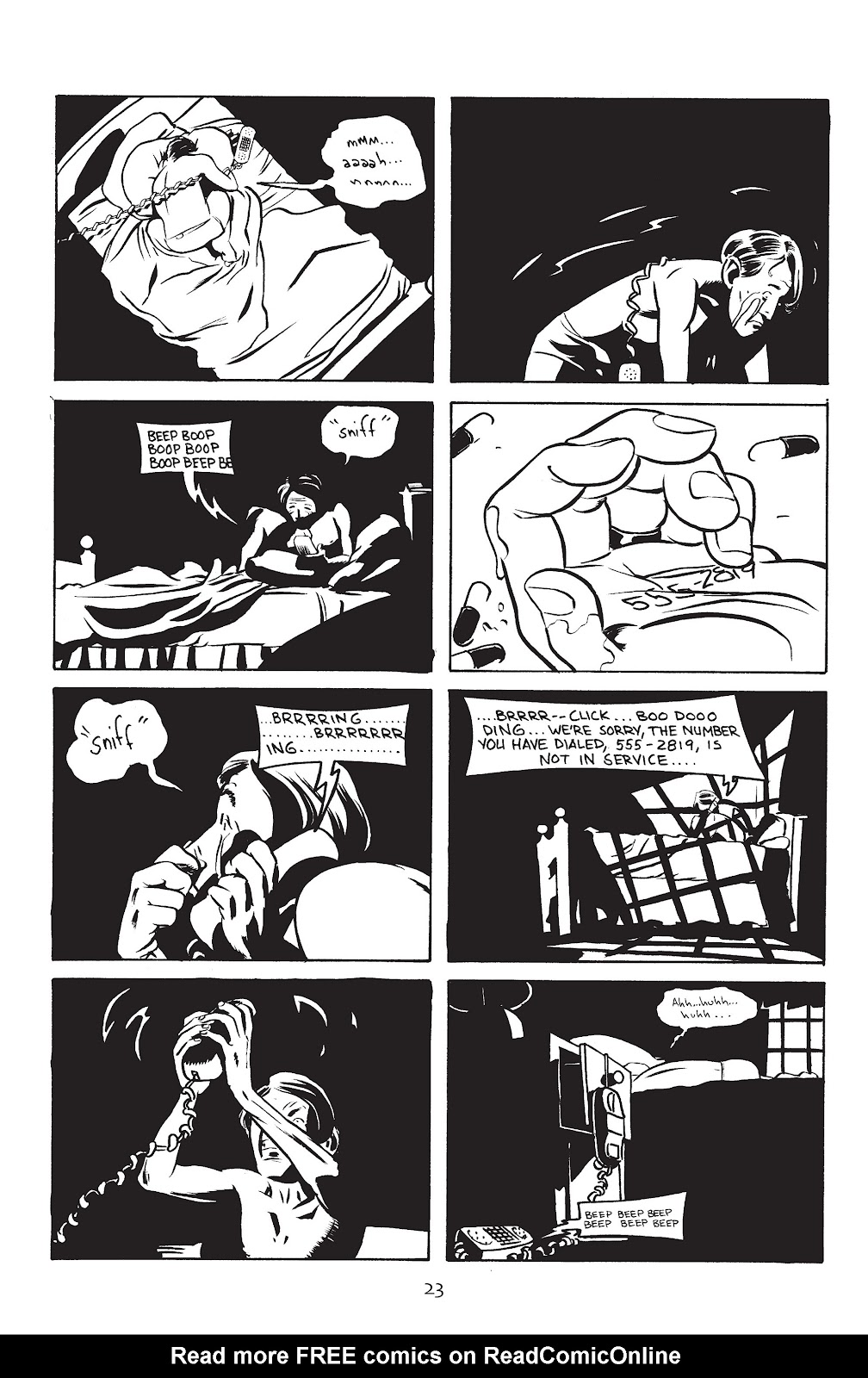 Stray Bullets Issue #5 #5 - English 25