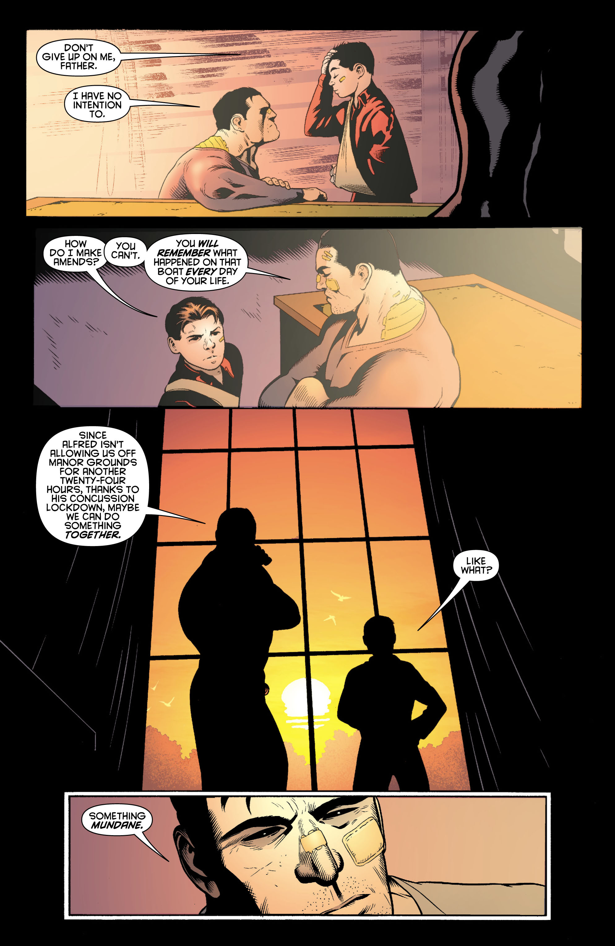 Batman and Robin (2011) chap 1 pic 169