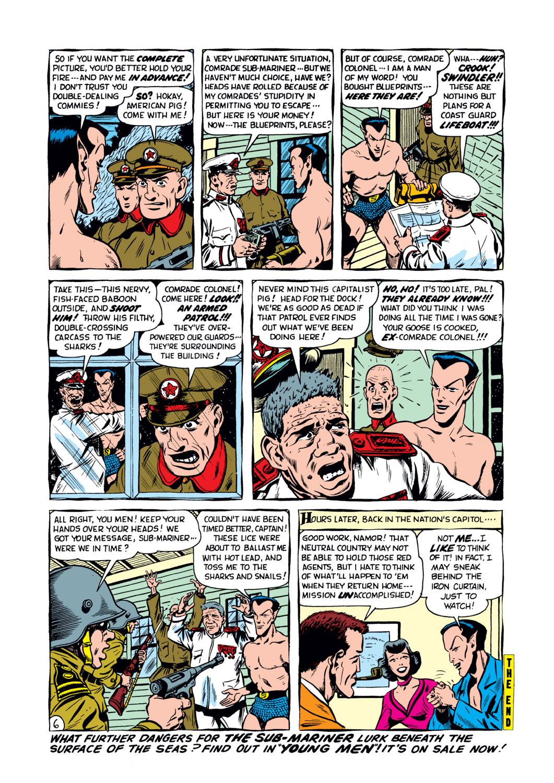 Sub-Mariner Comics #34 #34 - English 26