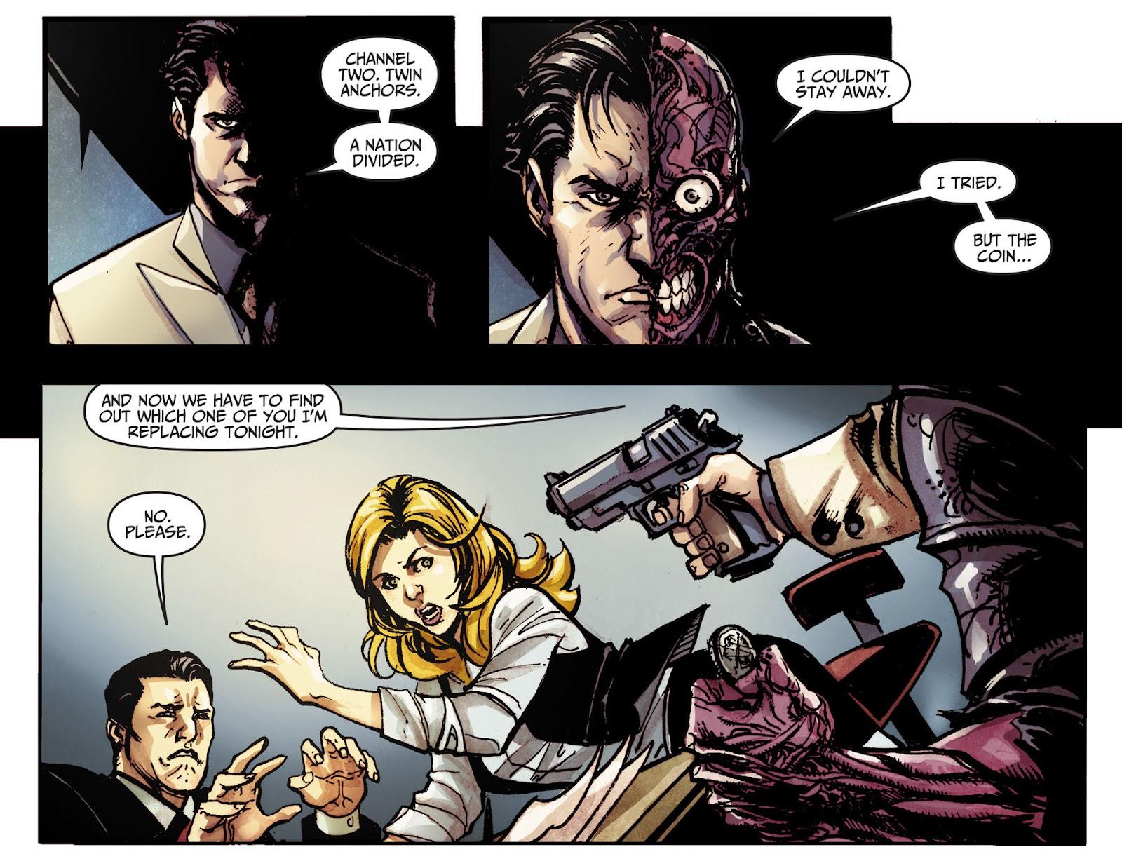 Injustice: Gods Among Us [I] Issue #14 #15 - English 7