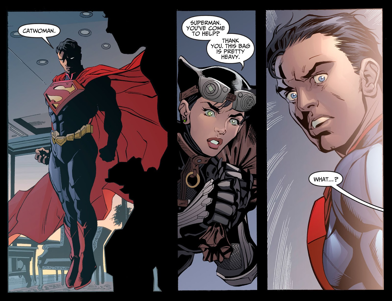 Injustice: Gods Among Us [I] Issue #17 #18 - English 9