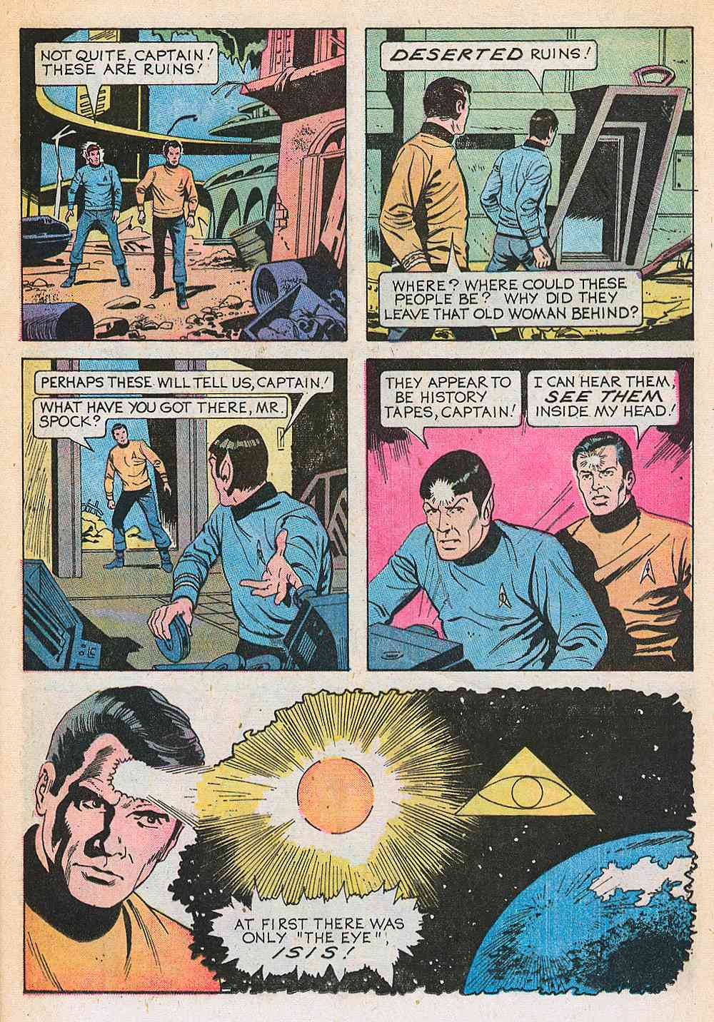 Star Trek (1967) Issue #30 #30 - English 19