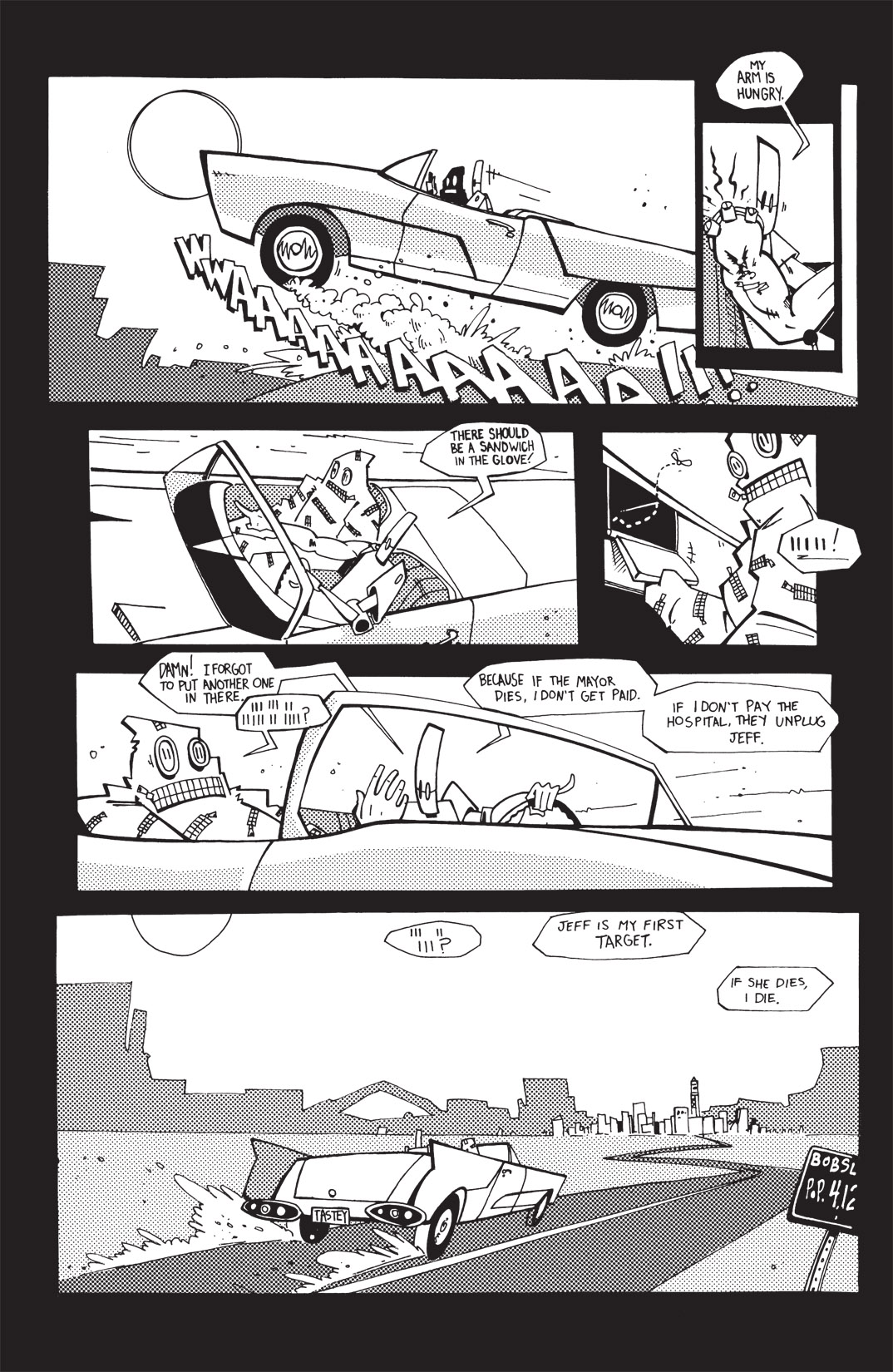 Read online Scud: The Disposable Assassin: The Whole Shebang comic -  Issue # TPB (Part 1) - 233