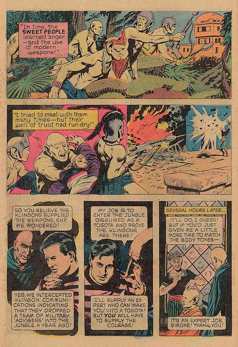 Star Trek (1967) Issue #38 #38 - English 10