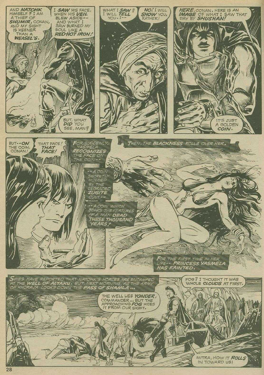 The Savage Sword Of Conan Issue #2 #3 - English 27
