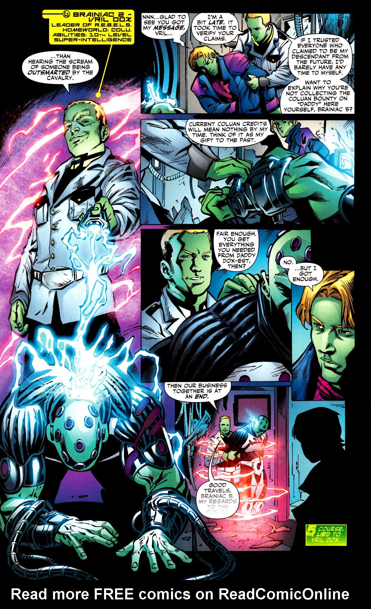 Read online Adventure Comics (2009) comic -  Issue #11 - 8