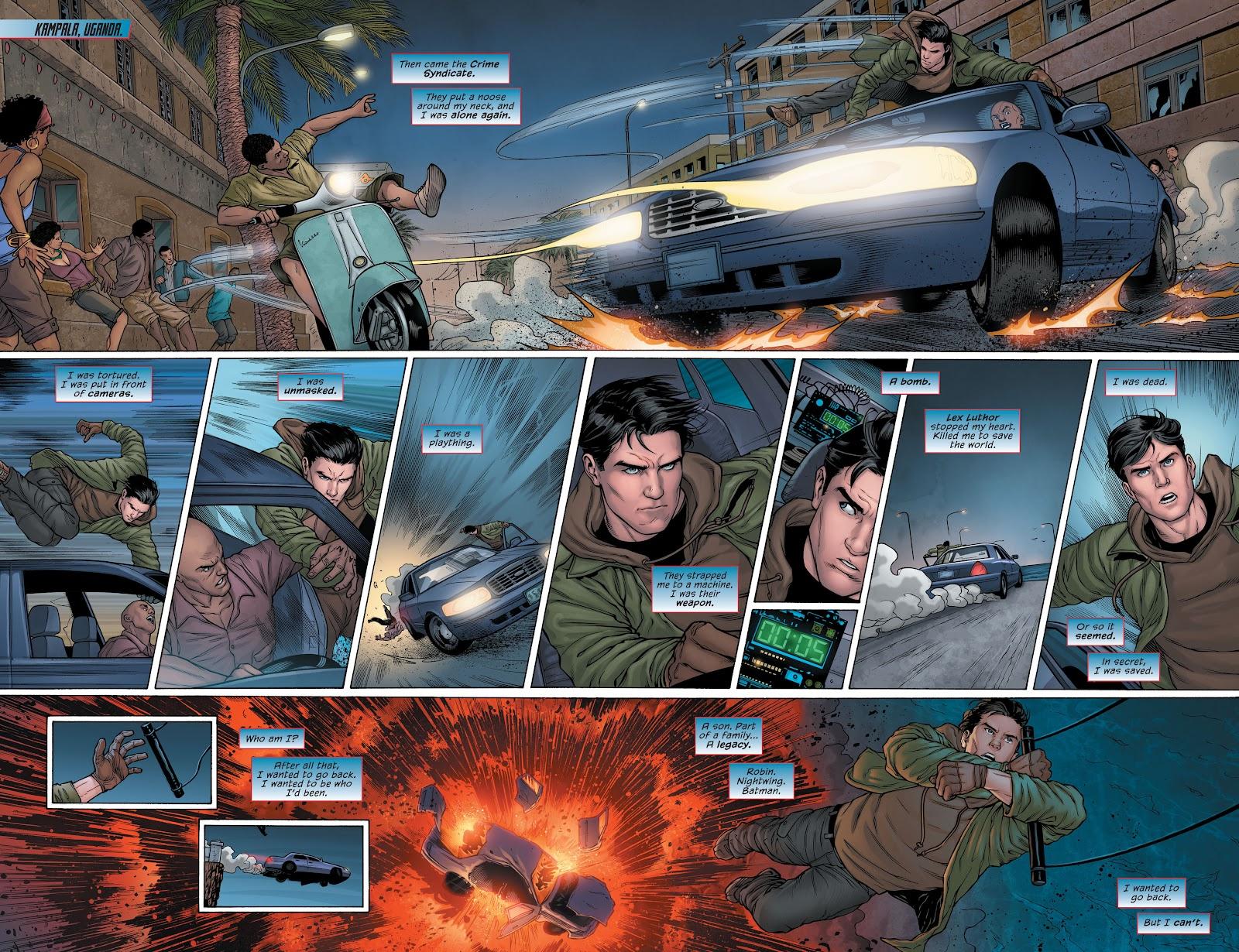 Nightwing (2011) Issue #30 #32 - English 29