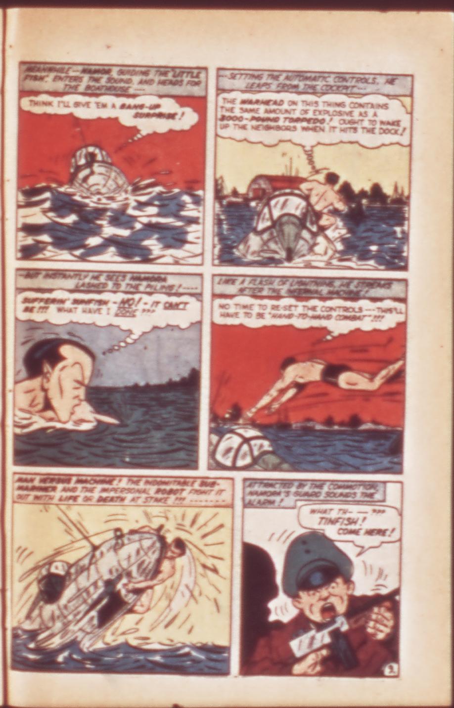 Sub-Mariner Comics #24 #24 - English 25
