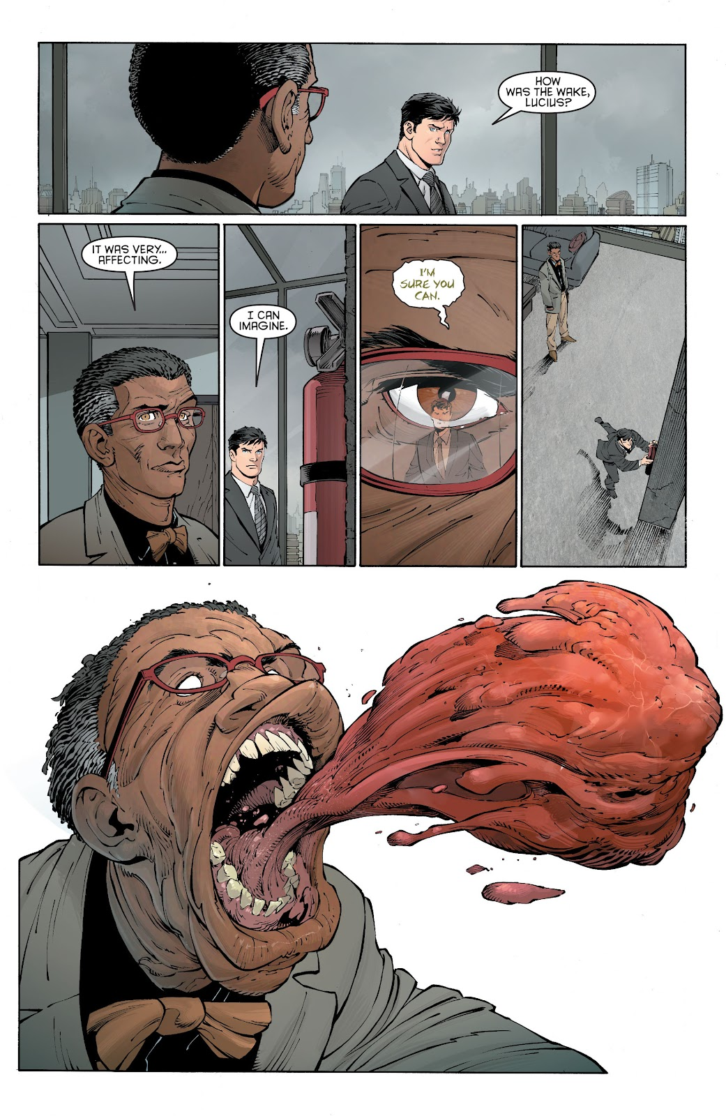Batman (2011) Issue #19 #34 - English 20