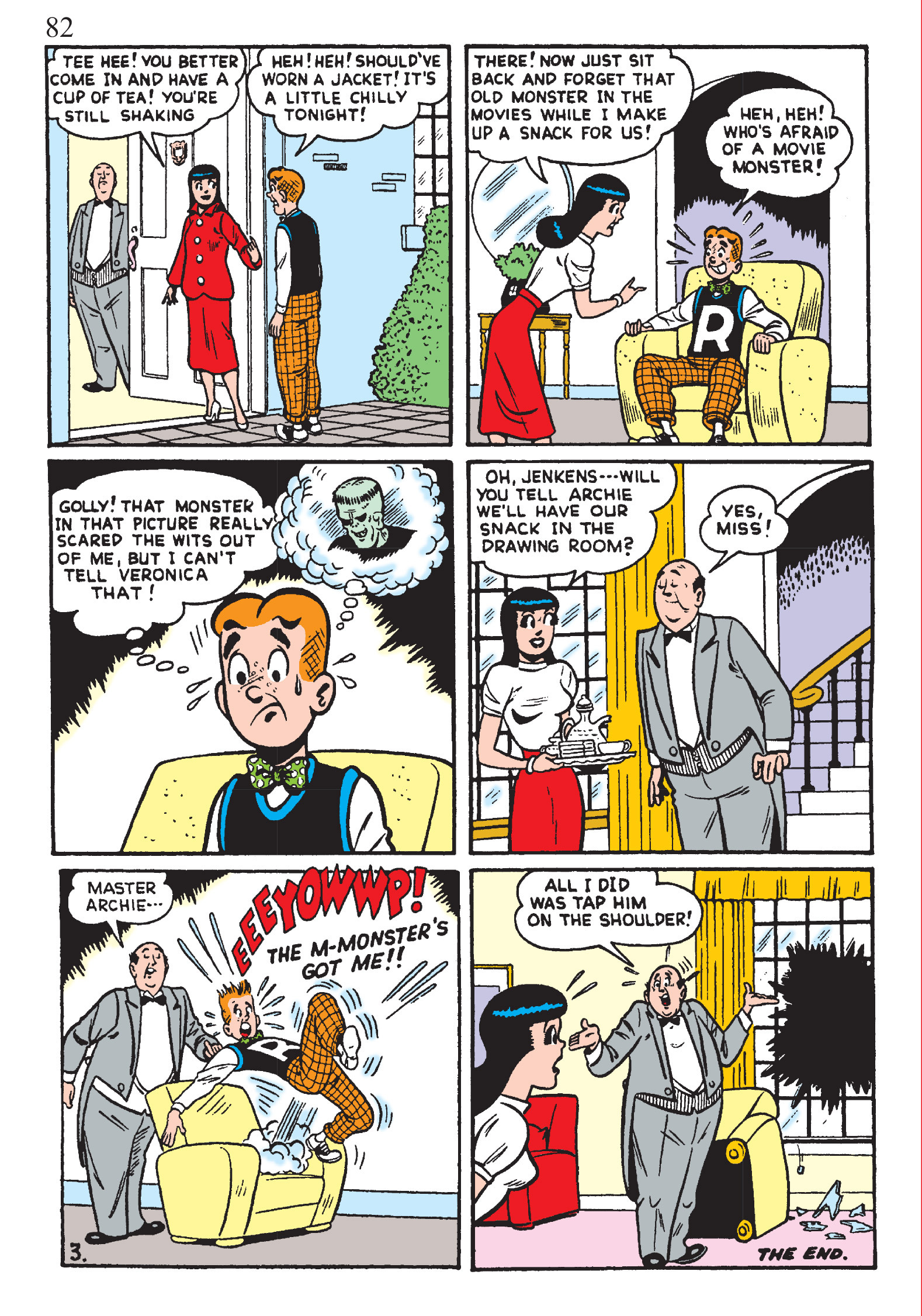 Read online The Best of Archie Comics comic -  Issue # TPB 1 (Part 1) - 80