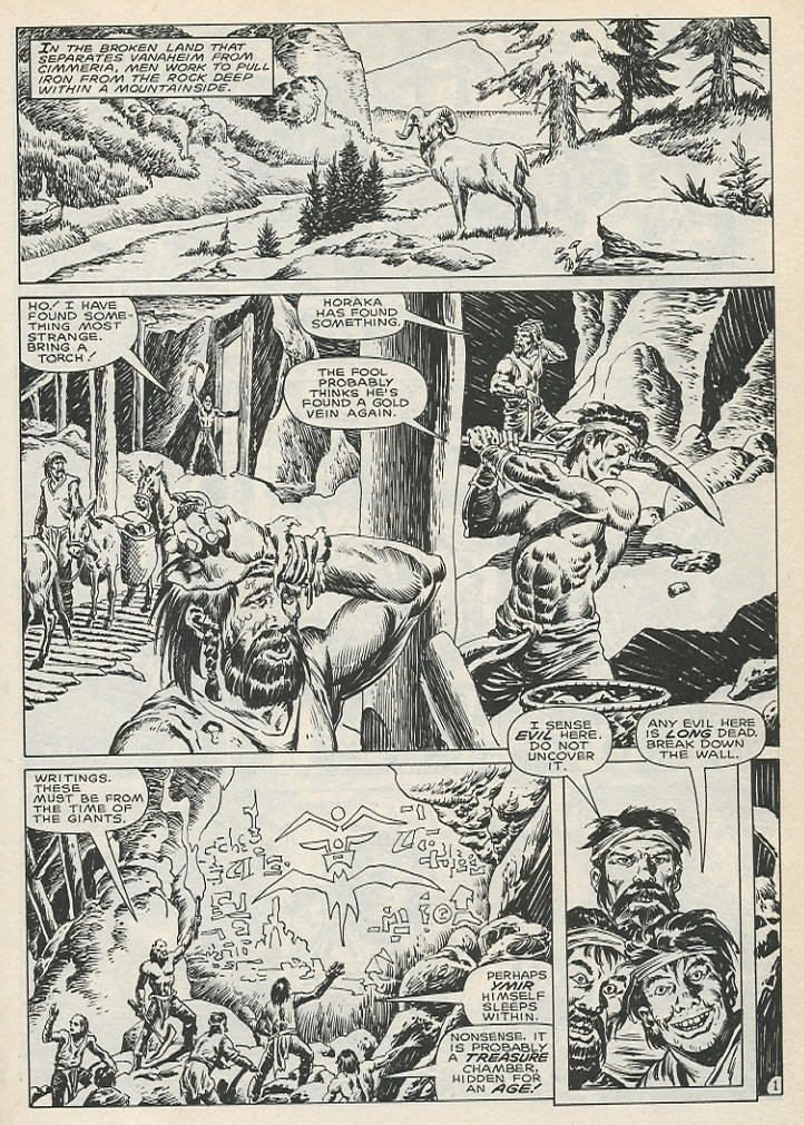 The Savage Sword Of Conan Issue #141 #142 - English 7