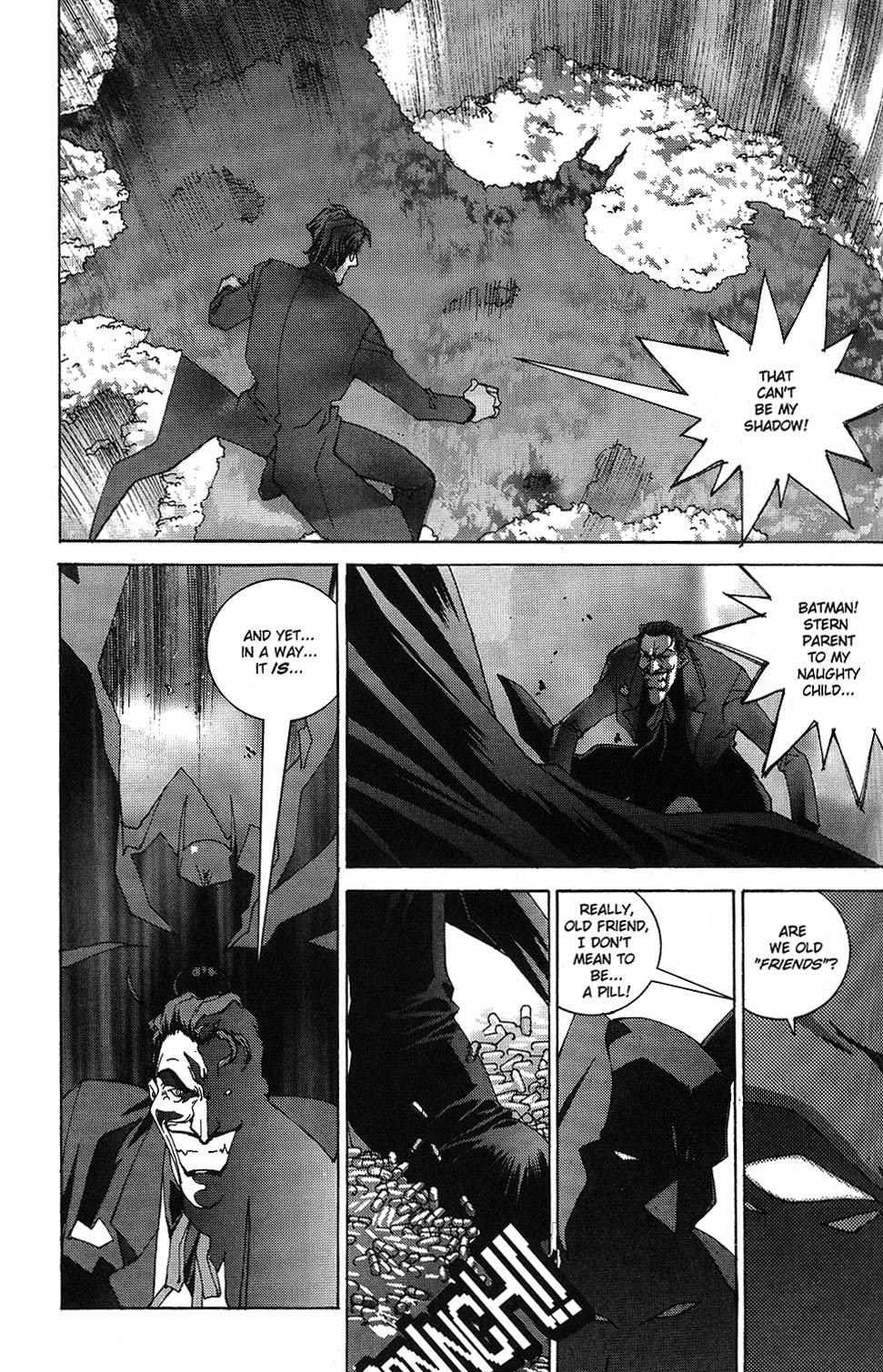 Read online Batman: Child of Dreams comic -  Issue # Full - 77
