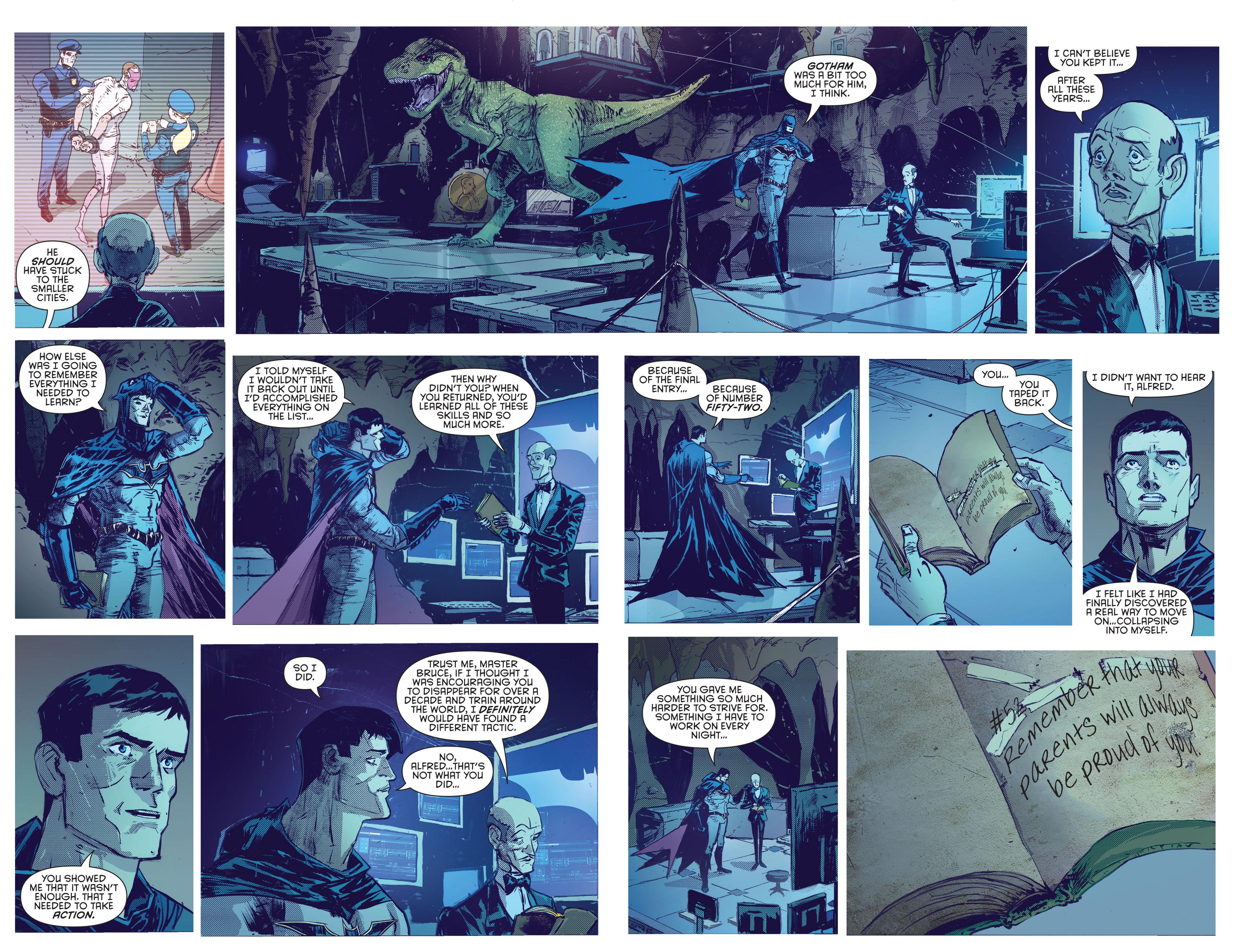 Batman (2011) #52 #75 - English 21