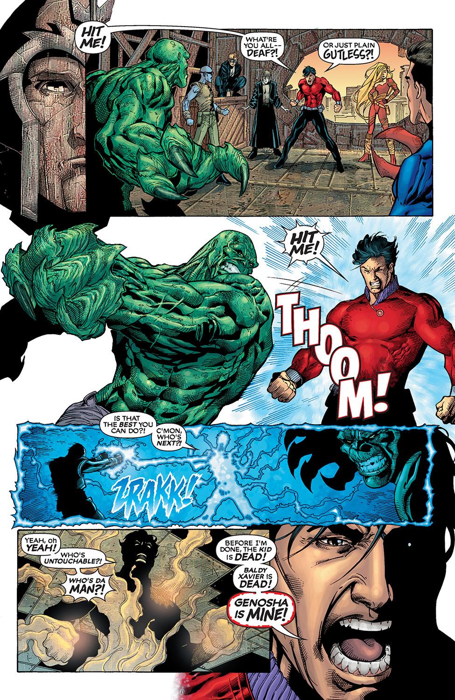 Excalibur (2004) Issue #2 #2 - English 22