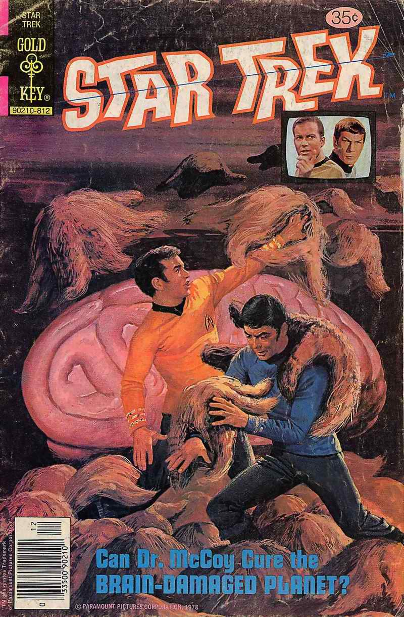 Star Trek (1967) #58 #58 - English 1