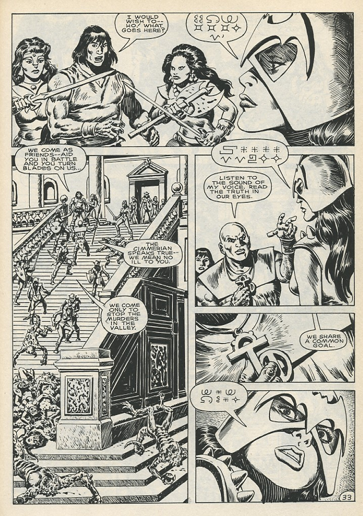 The Savage Sword Of Conan Issue #141 #142 - English 39