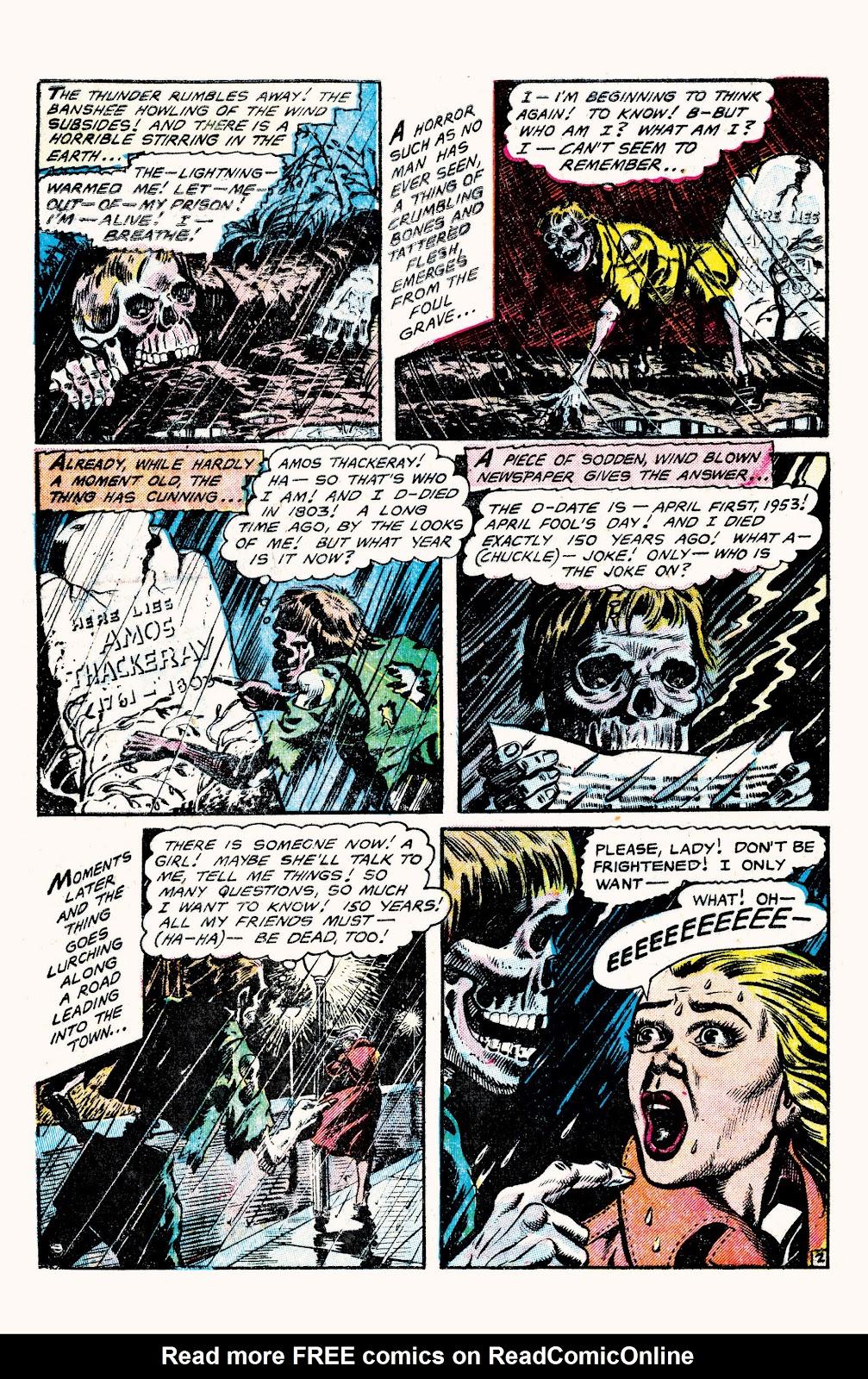 Haunted Horror Issue #9 #9 - English 17