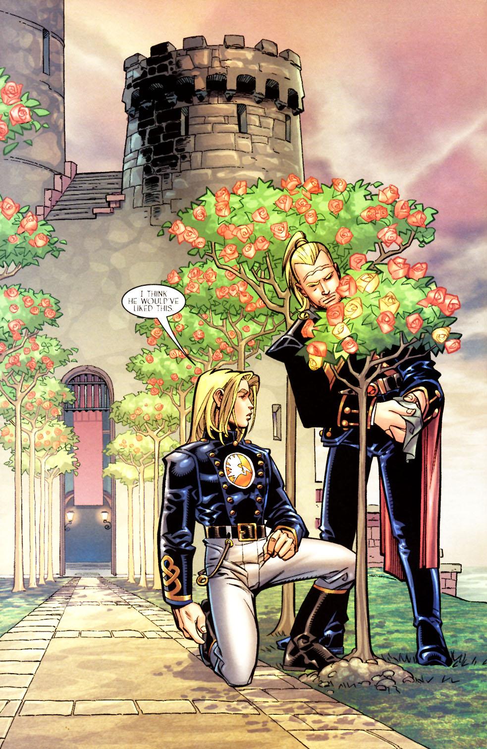 Read online Scion comic -  Issue #7 - 4