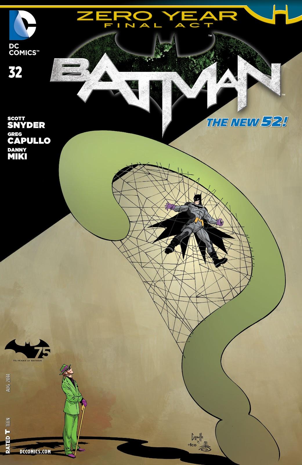 Batman (2011) Issue #32 #51 - English 27