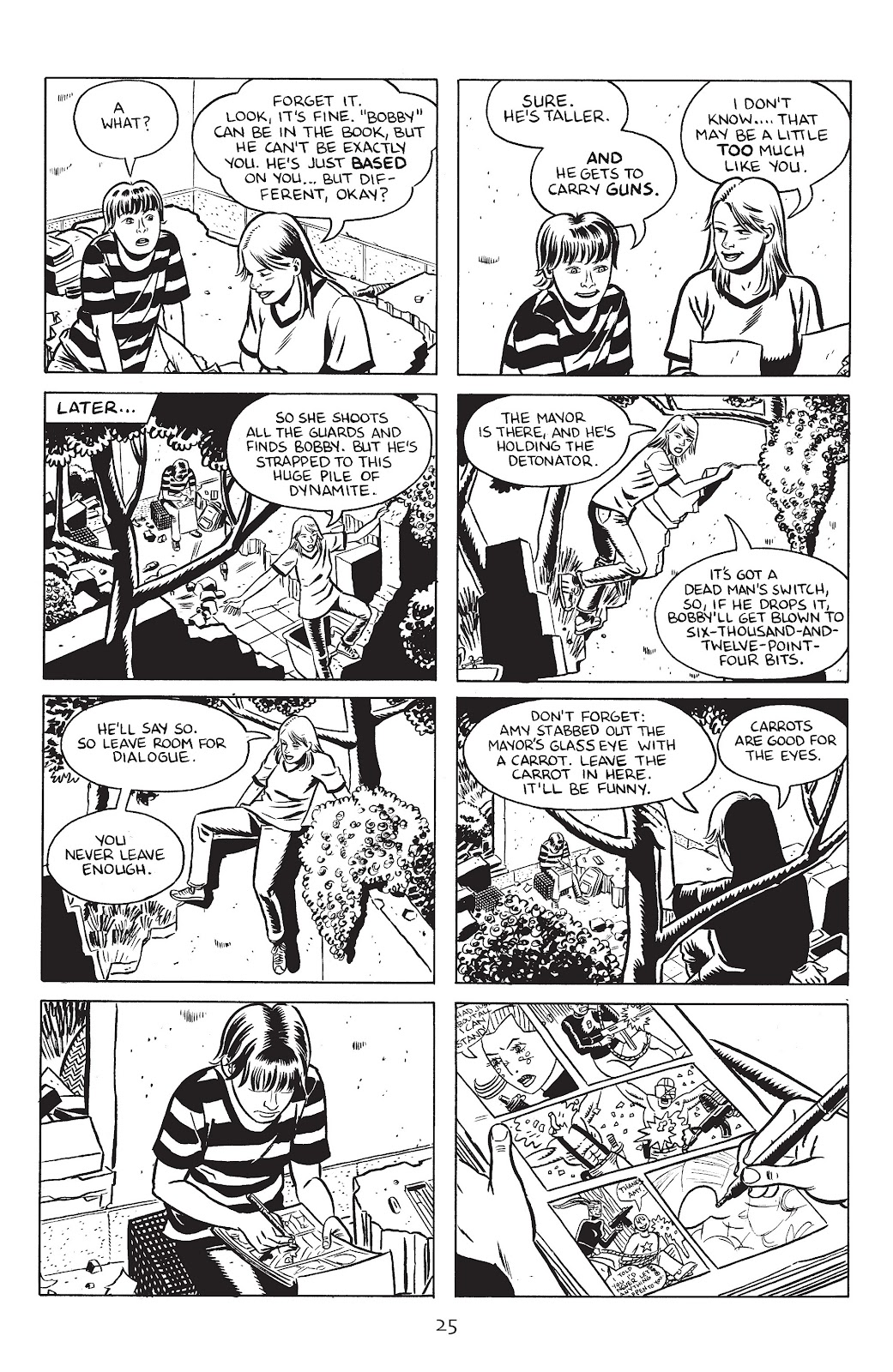 Stray Bullets Issue #30 #30 - English 27