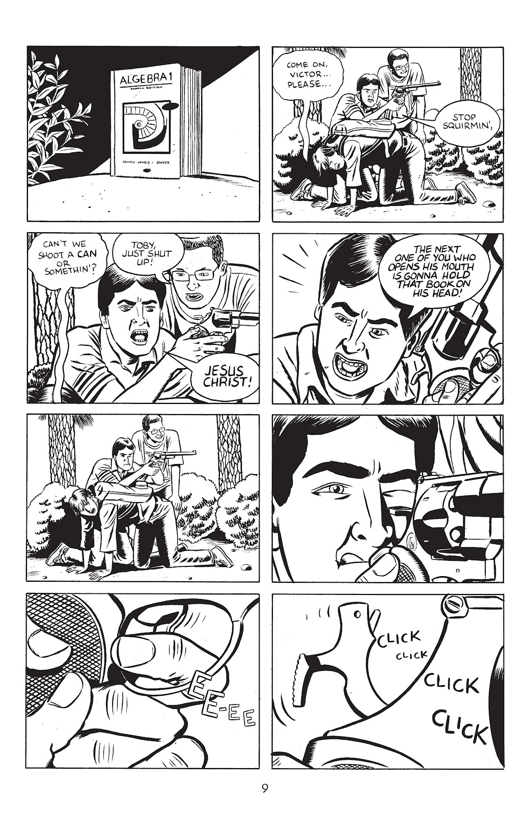 Stray Bullets Issue #30 #30 - English 11