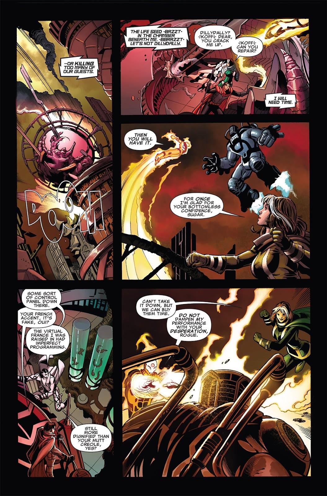 Uncanny X-Force (2010) Issue #13 #14 - English 5