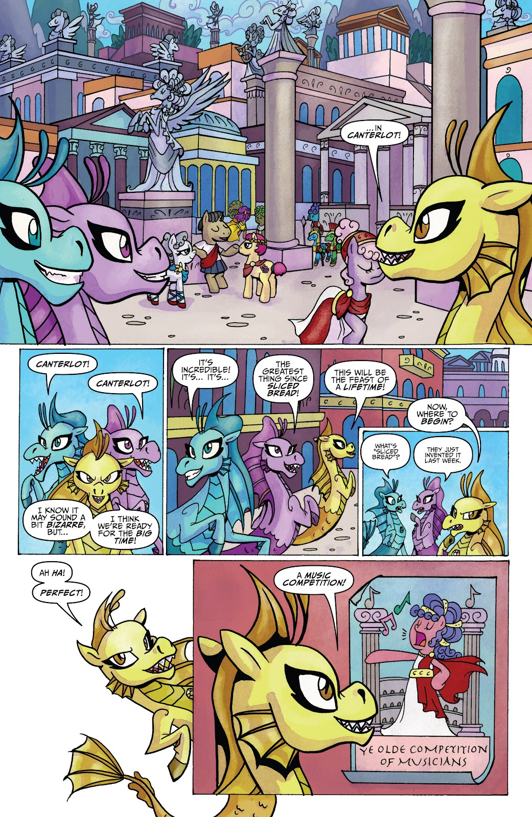 My Little Pony: Fiendship is Magic Issue #3 #3 - English 6