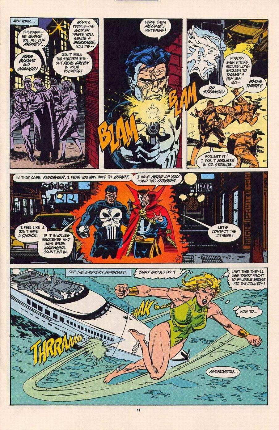 Read online Secret Defenders comic -  Issue #4 - 6