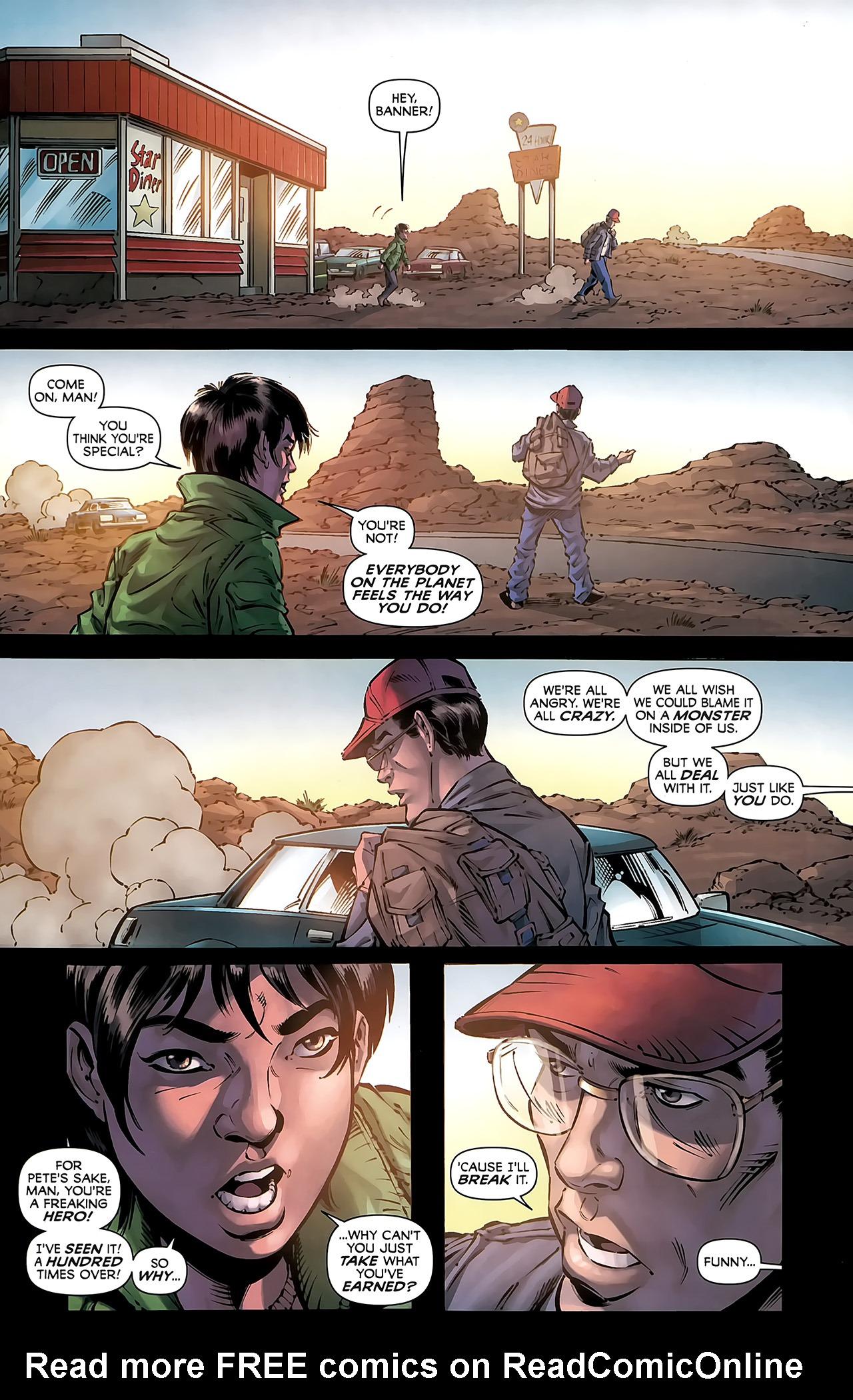 Incredible Hulks (2010) #635 #26 - English 32