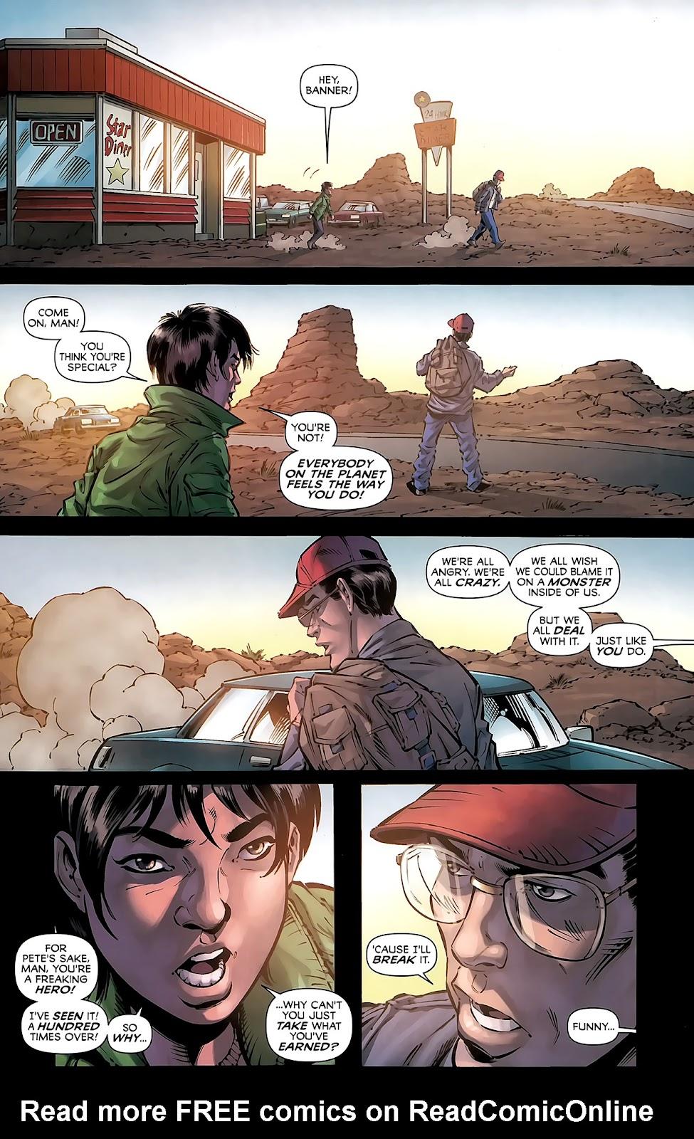 Incredible Hulks (2010) Issue #635 #25 - English 32