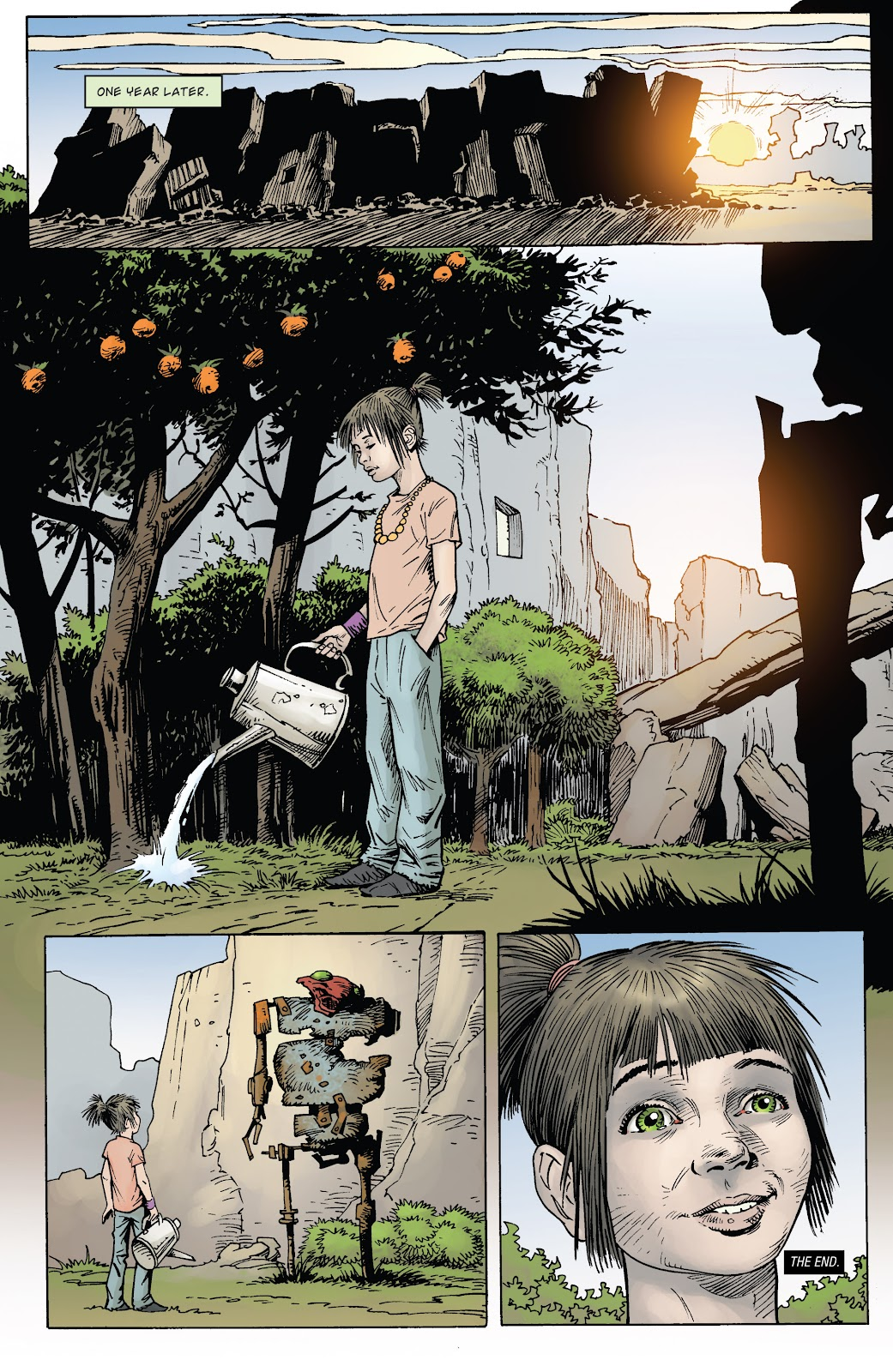 Zombies vs Robots (2015) Issue #6 Page 26