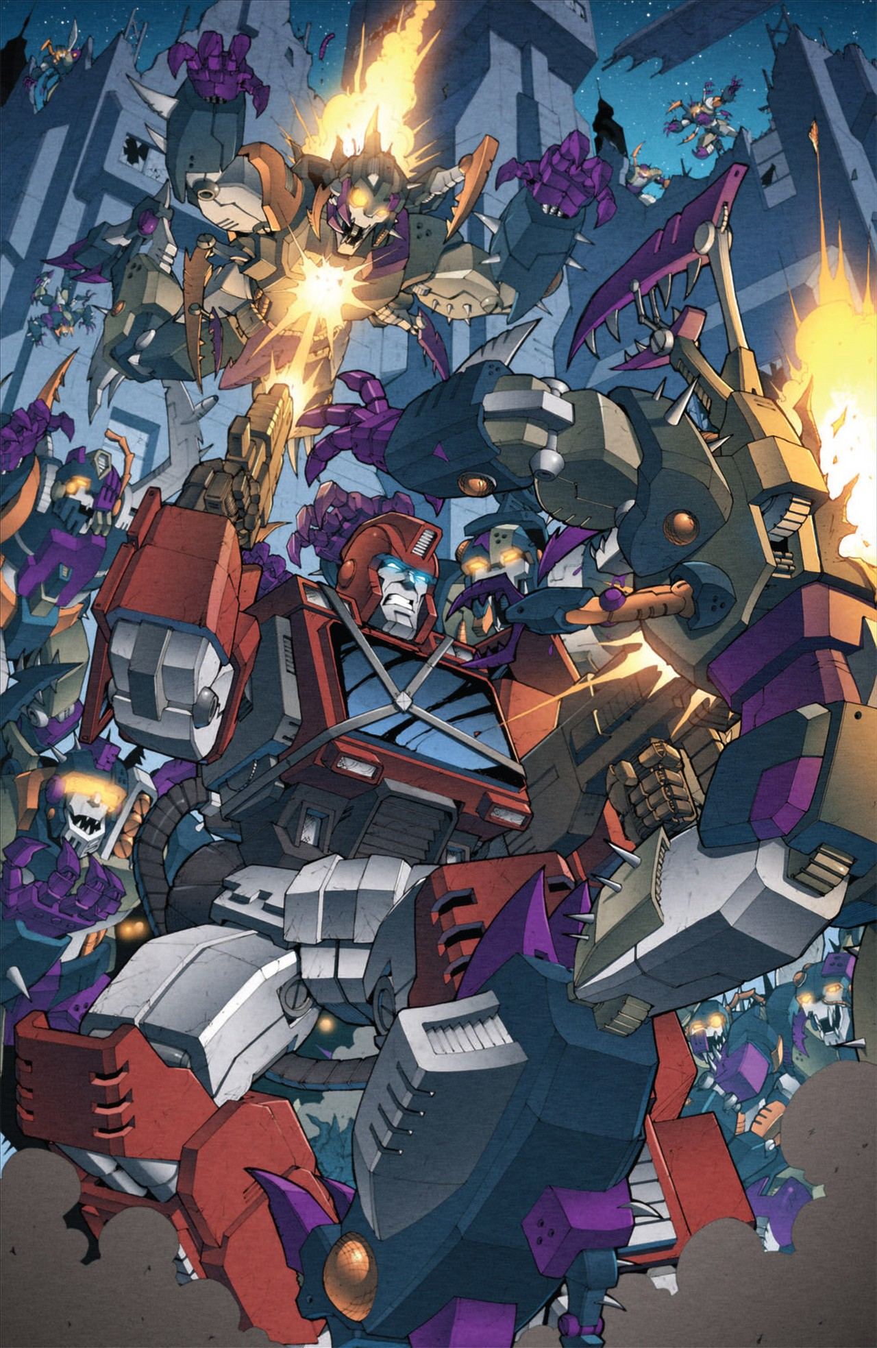 The Transformers (2009) chap 31 pic 20