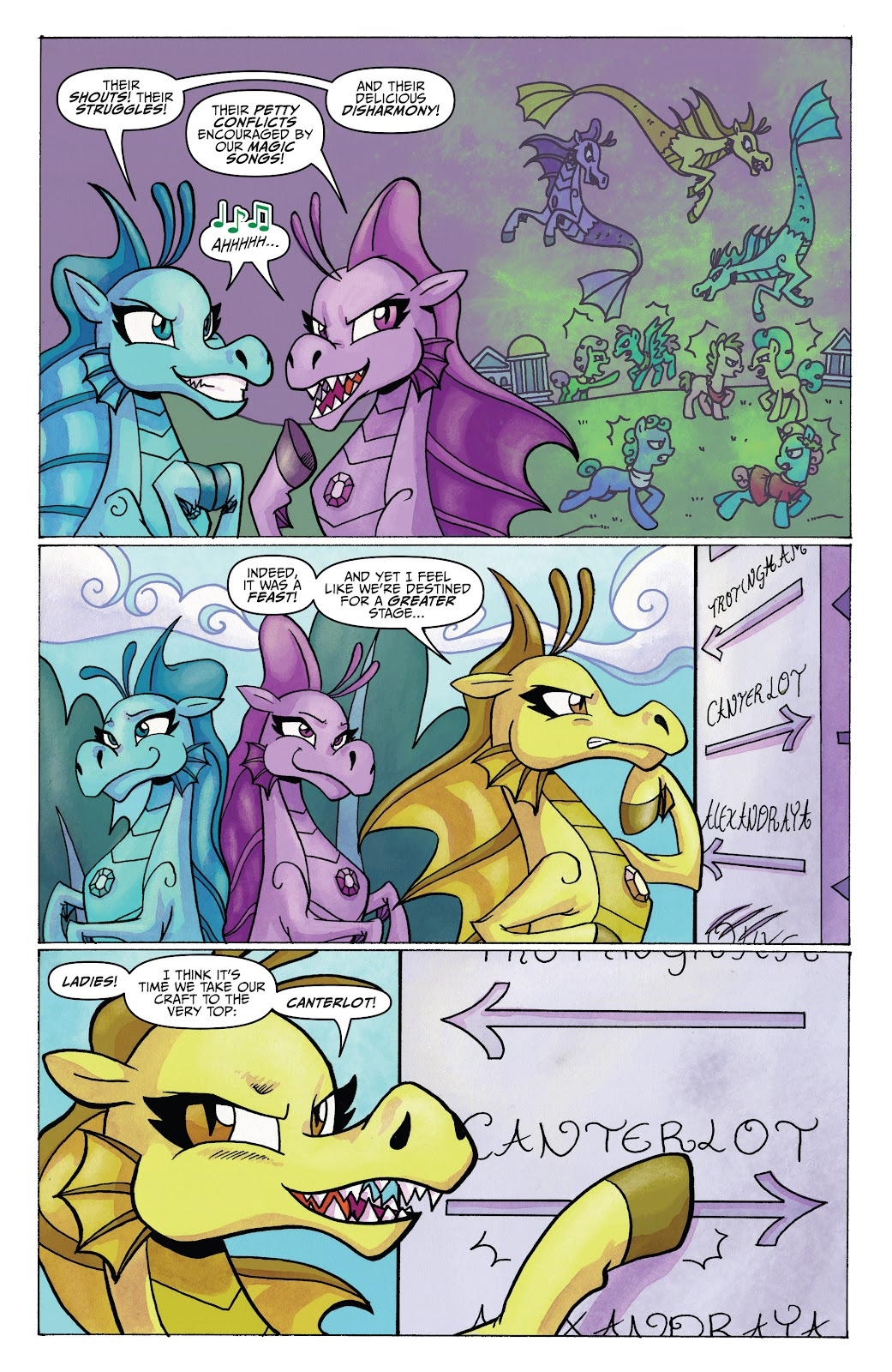 My Little Pony: Fiendship is Magic Issue #3 #3 - English 4