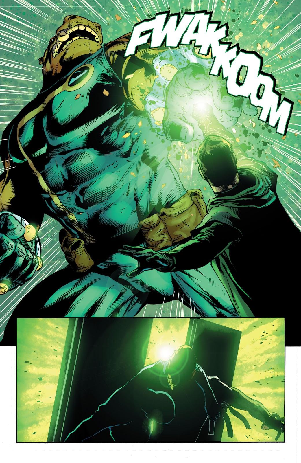 Green Lantern (2011) Issue #52 #61 - English 13