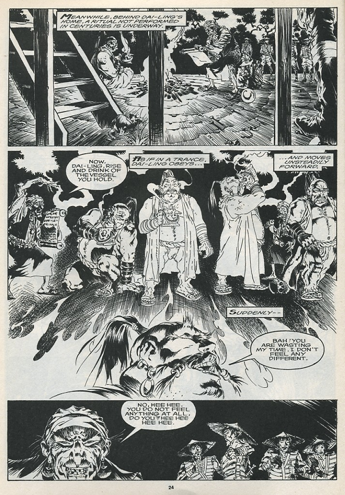 The Savage Sword Of Conan Issue #175 #176 - English 26
