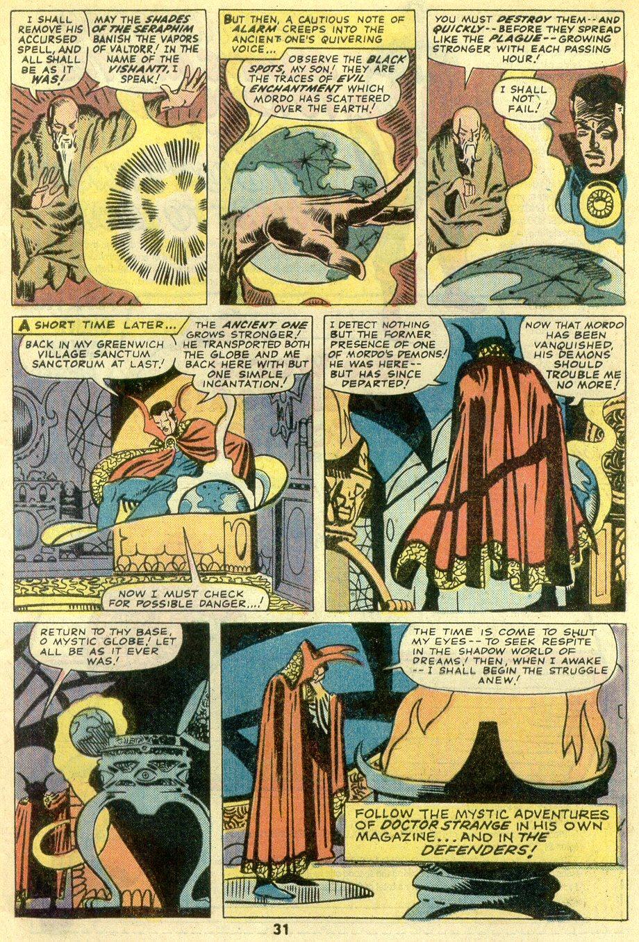 Strange Tales (1951) Issue #188 #190 - English 33
