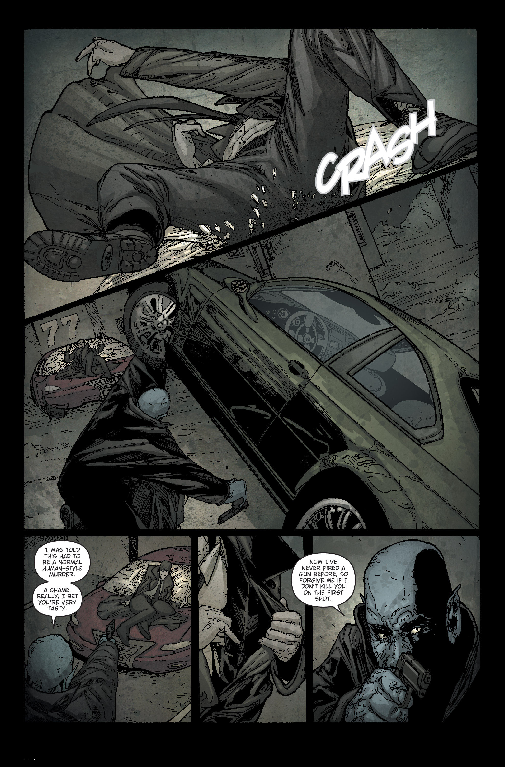 30 Days of Night: Spreading the Disease 1 Page 16