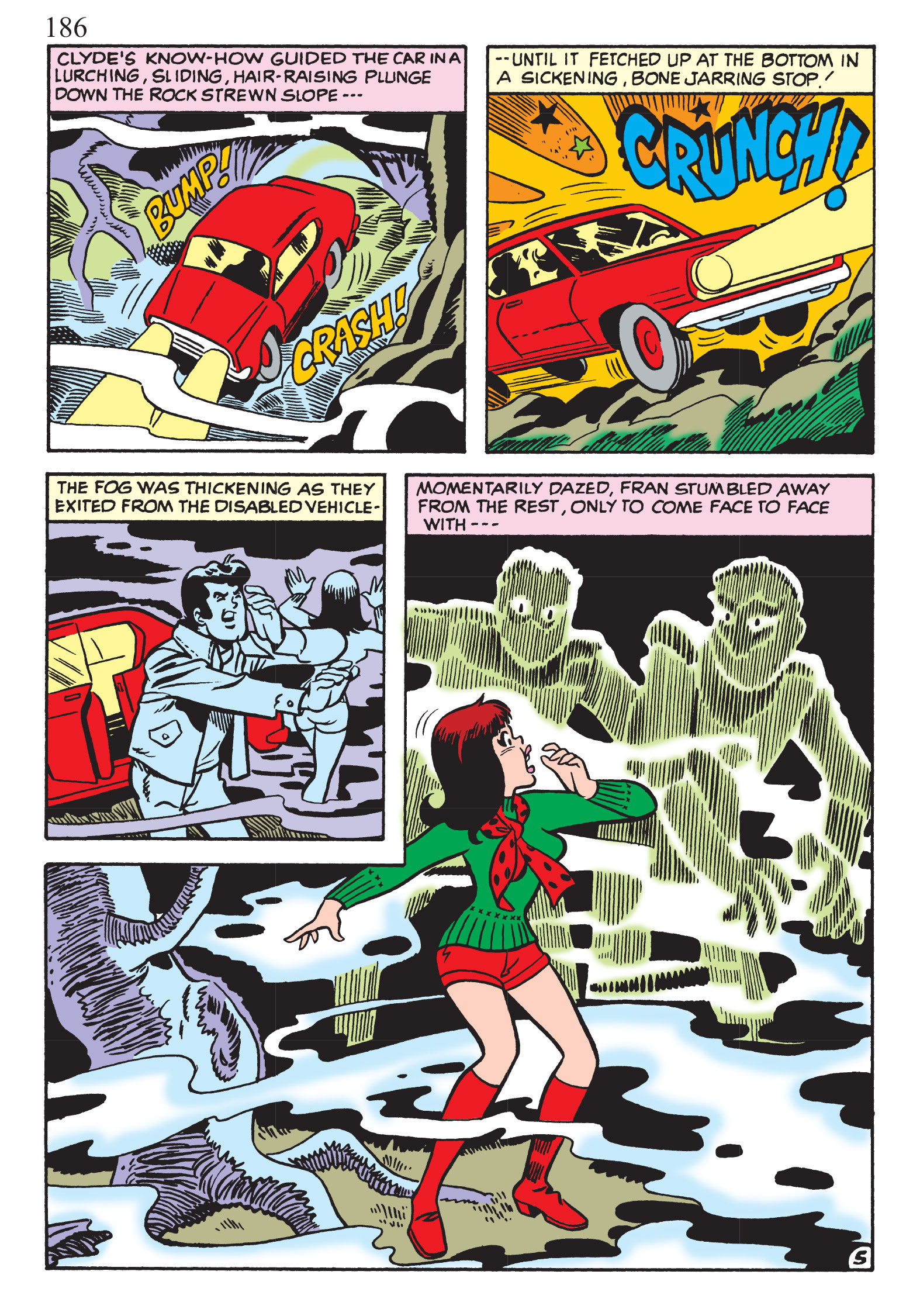 Read online The Best of Archie Comics comic -  Issue # TPB 2 (Part 1) - 188