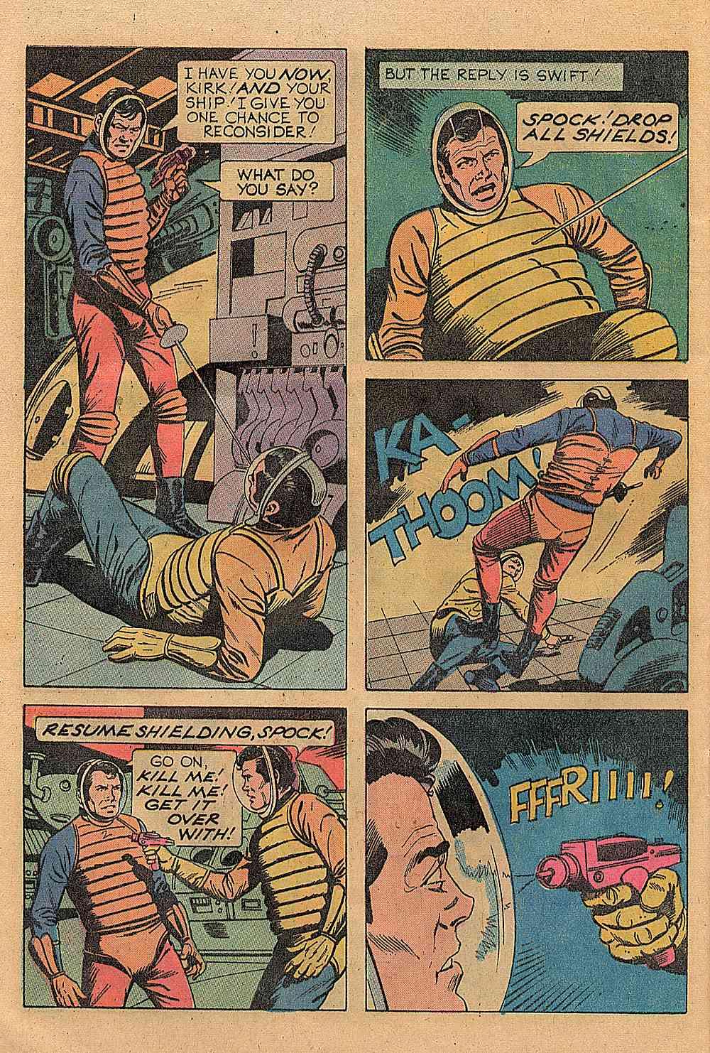 Star Trek (1967) Issue #33 #33 - English 22