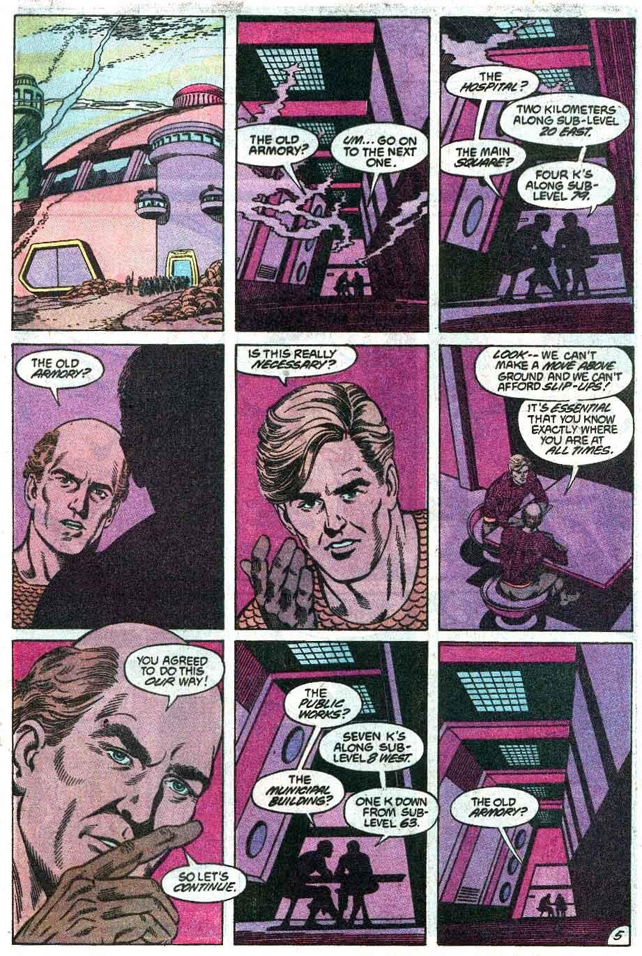 Aquaman (1989) Issue #2 #2 - English 6
