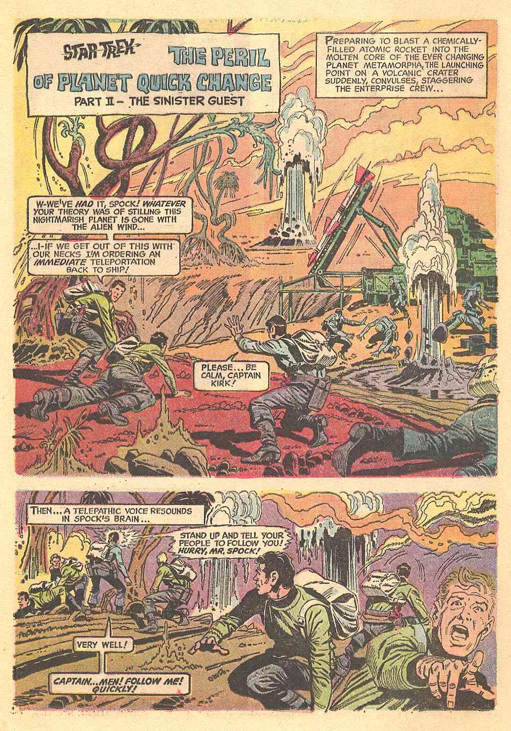 Star Trek (1967) Issue #4 #4 - English 16