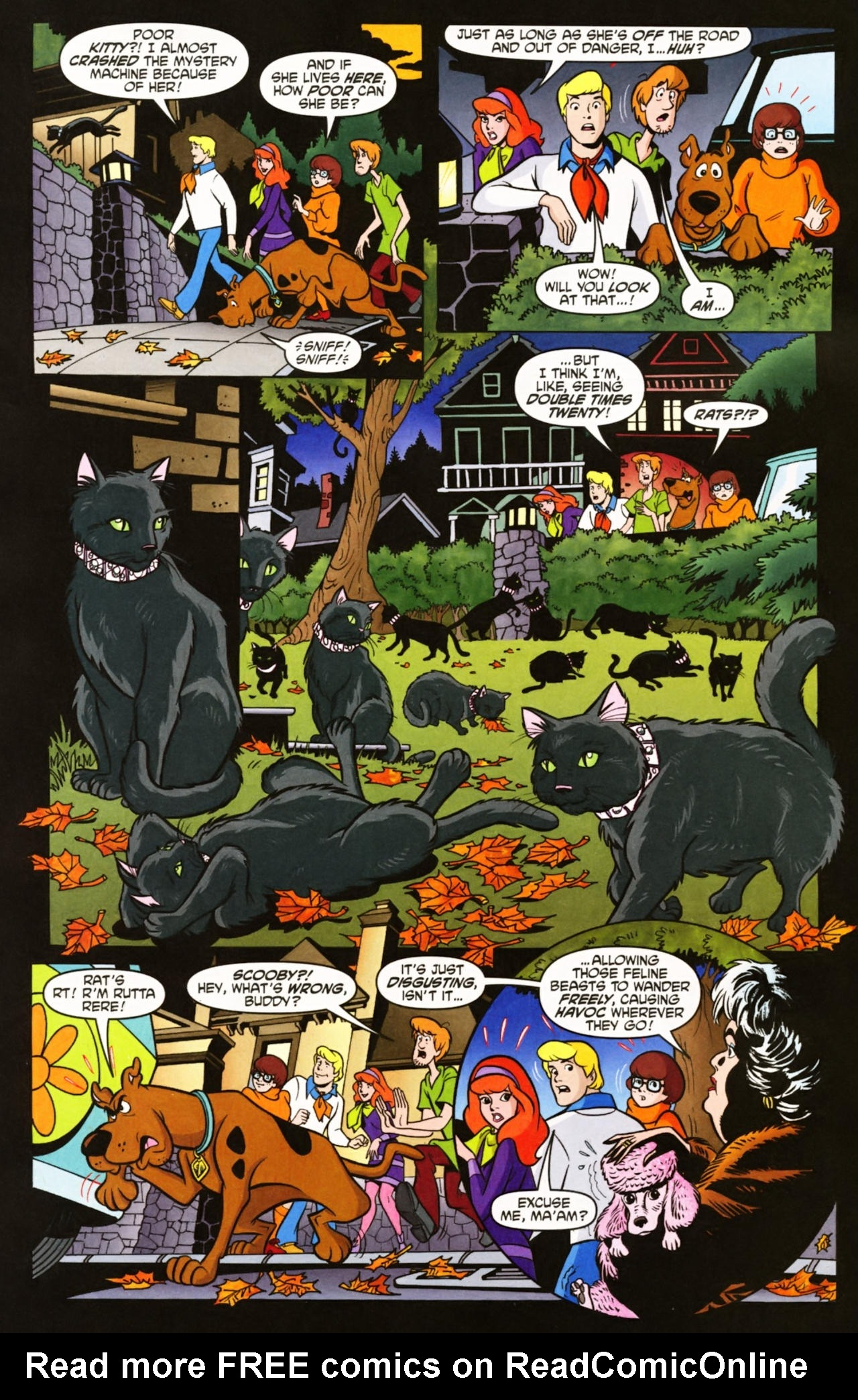 Read online Scooby-Doo (1997) comic -  Issue #150 - 3