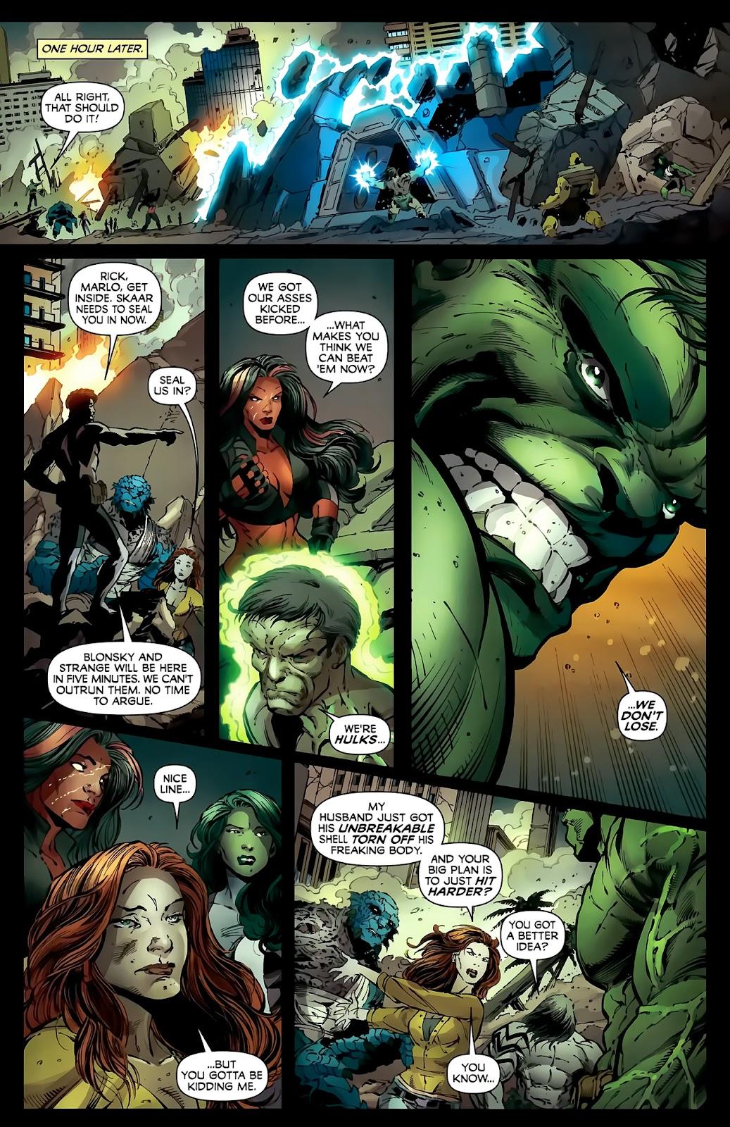 Incredible Hulks (2010) Issue #619 #9 - English 14