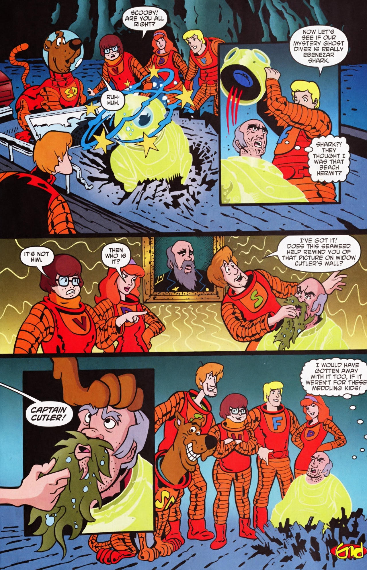 Read online Scooby-Doo (1997) comic -  Issue #135 - 15