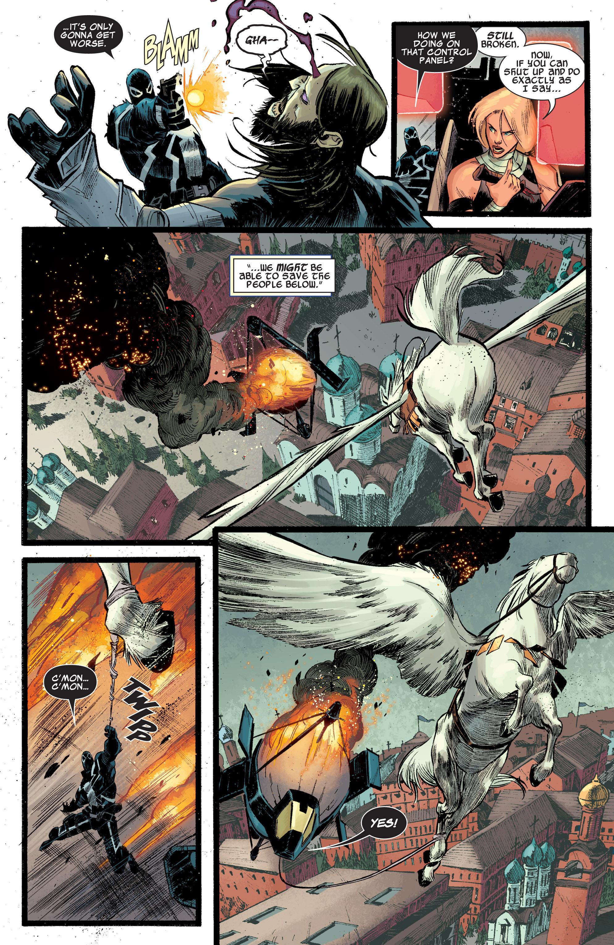 Read online Secret Avengers (2010) comic -  Issue #29 - 6