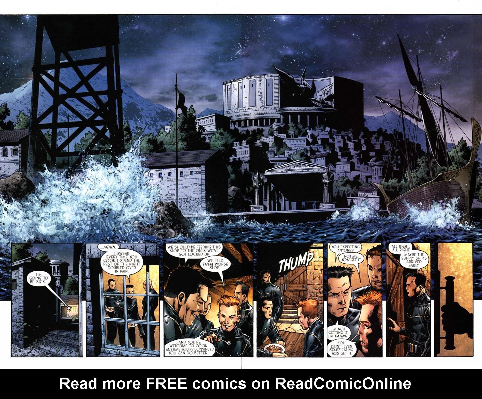 Read online Scion comic -  Issue #23 - 8